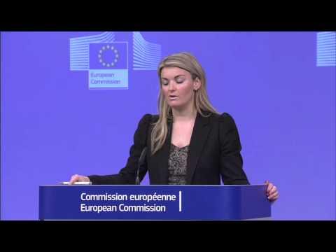 Η εκπρόσωπος της Κομισιόν για την εκταμίευση της δόσης του 1 δισ. προς την Ελλάδα