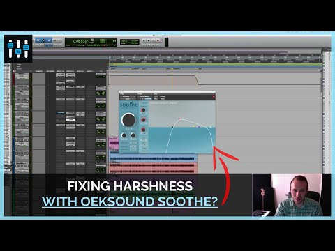 Removing Harshness from your Mix