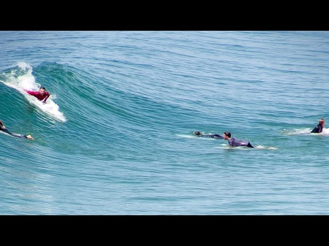 """Pacific Dreams"" A California Surfing Film"