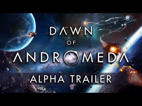 Dawn of Andromeda - Alpha Trailer thumbnail
