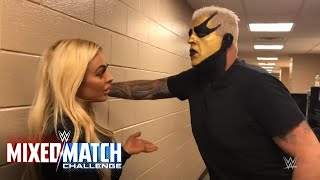 Is Mandy Rose going on a date with Goldust?