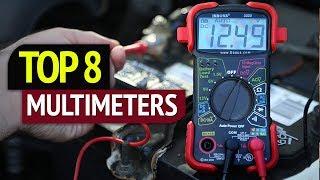 TOP 8: Best Multimeter