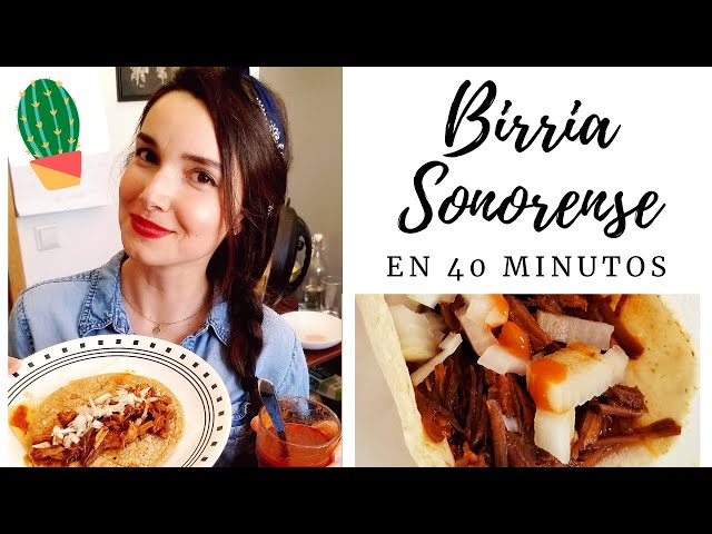Video Pronunciation of birria in Spanish