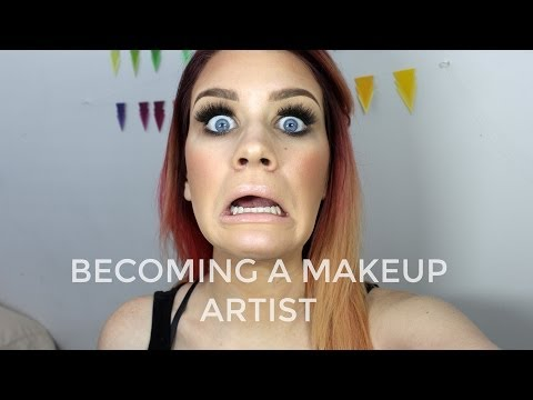 Becoming a Makeup Artist