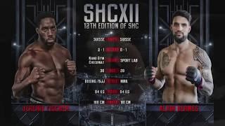 SHC XII - JEREMIE FISCHER VS ALAIN HERMES - MMA
