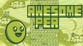 Awesome Pea - Горошек в стиле Super Meat Boy