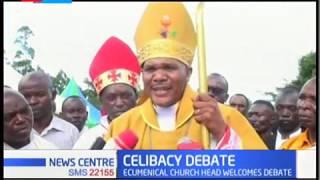 CELIBACY DEBATE: Ecumenical church head welcomes debate
