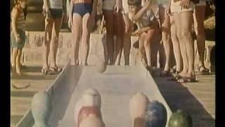 לונהפארק ליובל החמישים של דגניה ב - 1970