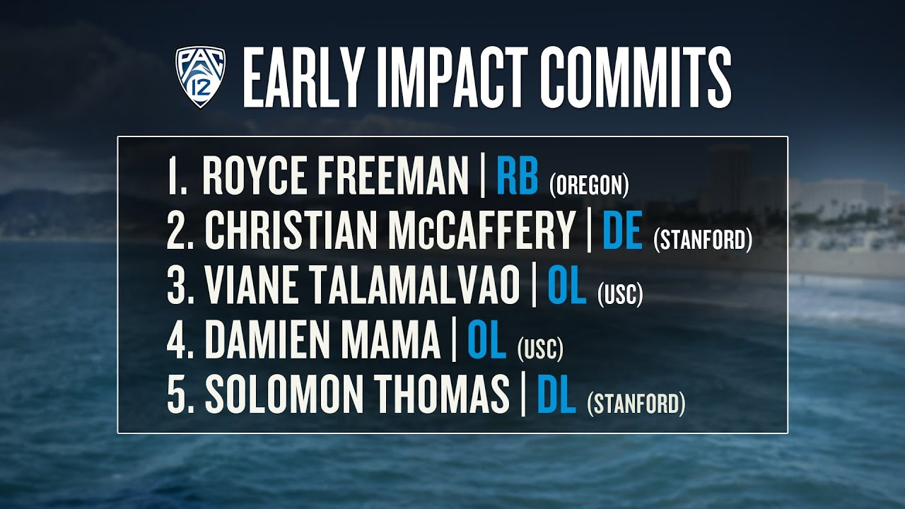 Pac-12 football 2014: early impact freshmen, recruiting classes breakdown thumbnail