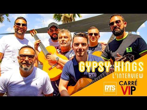 Les Gipsy Kings en Interview dans Carré VIP