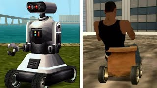 RAREST Vehicles in Grand Theft Auto... That You