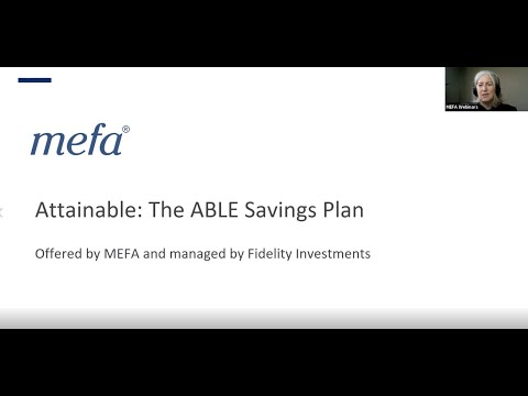 Attainable Savings Plan<sup>SM</sup> Overview