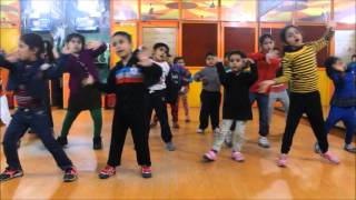 Tamasha | Matargashti | Kids Fun Dance by step2step dance studio