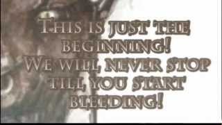 You May Kiss the Bride - In My Eyes (Official Lyric Video)