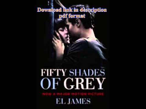 Fifty Shades of Grey download book in pdf format (Downoad-Mediafire-link)