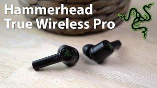 Razer Hammerhead True Wireless Pro im Test - In Ear Bluetooth-Kopfhörer mit ANC und mehr