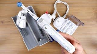 Klare Empfehlung! OralB Genius 9000 Elektrische Zahnbürste Test & Fazit nach einem Monat! // DEUTSCH