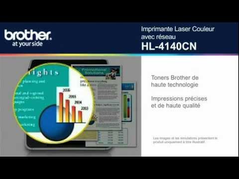 HL-4140CN : Imprimante Laser   Brother