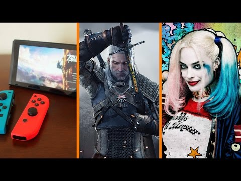 Switch More Successful than Wii? + No Witcher 4. Sorry + Suicide Squad 2 Rumors - The Know