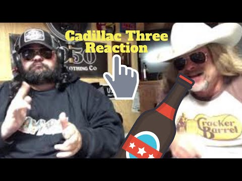 Cadillac Three - Cranking Cold Ones With The Boys (Reaction) - The KVOK