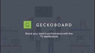 Geckoboard video
