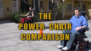 The Power Wheelchair Comparison   Innovation in Motion - X8 Extreme