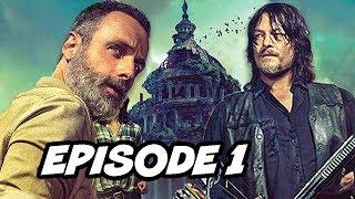 Walking Dead Season 9 Episode 1 - TOP 10 and Easter Eggs