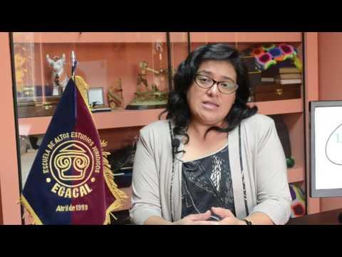 Programa 21 - El delito del Hurto - Luces Cámara Derecho - EGACAL