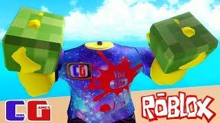 Я СТАЛ ЕЩЕ БОЛЬШЕ! БОКС СИМУЛЯТОР в Roblox #3 Видео для детей Битва мульт героев Boxing Simulator