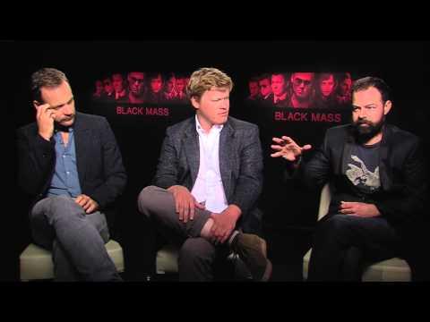 Black Mass: Jesse Plemons, Peter Sarsgaard & Rory Cochrane Official Movie Interview