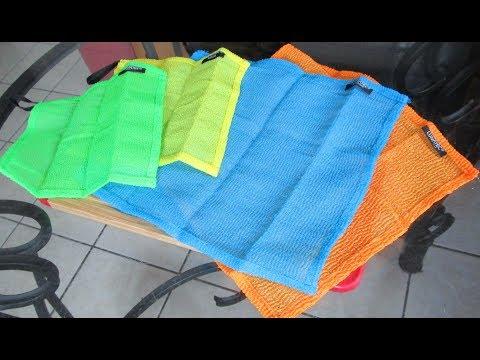 Lunatec Dish/Washcloth Review
