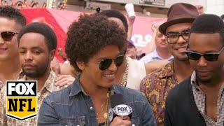 Bruno Mars to perform at Super Bowl XLVIII on FOX