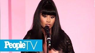 Nicki Minaj Calls Juice WRLD A 'Kindred Spirit' In Emotional Speech After His Death | PeopleTV