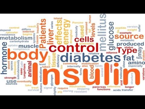 Lanalyse vidéo du glucomètre sucre dans le sang