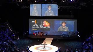 Suman Biswas performs 'Drug Song' at Das SMACC