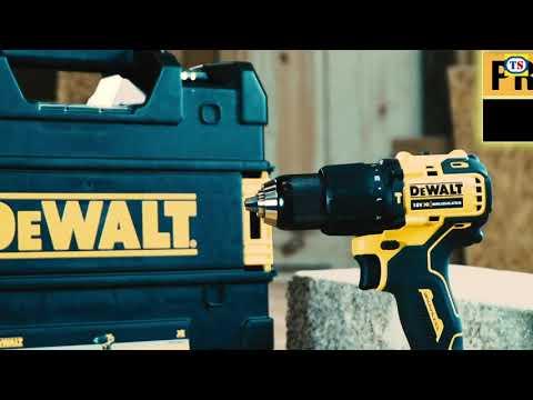 Dewalt DCD701D2-GB 12V XR Brushless Compact Drill Driver