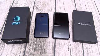LG G8X ThinQ - Dual Screens - Foldable Phone