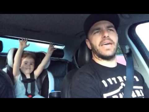 Very Cute Daddy and Daughter Duet – You Will Smile