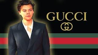 Harry Styles  y Su Gallina es la Nueva Cara de Gucci