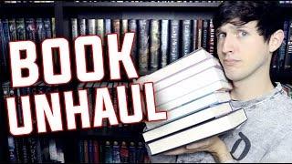 BOOK UNHAUL!