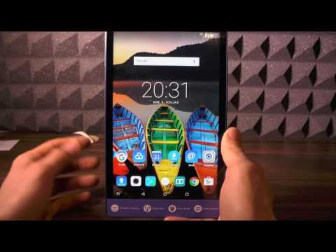 [Hw: Unboxing & First look] - Lenovo Tab 3 8