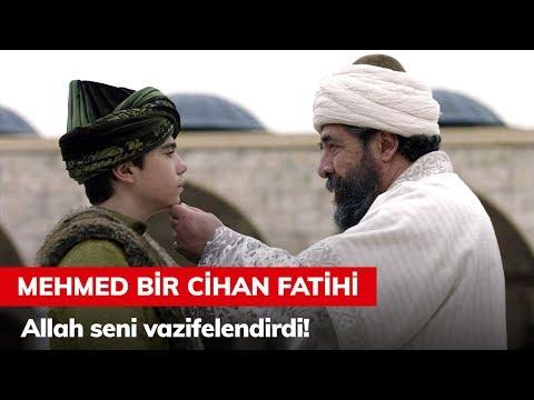 Allah seni vazifelendirdi! - Mehmed Bir Cihan Fatihi 5. Bölüm