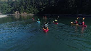Safari Town Kayak Tours Lincoln City, Oregon