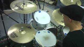 f(x) 에프엑스 - Signal (시그널) (Drum Cover)