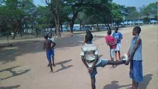 preview picture of video 'Blue Stars United Academy Training at Woodlands St. Marys Soccer Lusaka, Zambia up coming Academy'