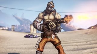 Видео Borderlands 2: Psycho Pack