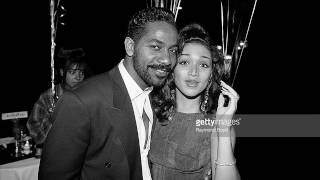 Chanté Moore feat Keith Washington - Candlelight And You (1992)