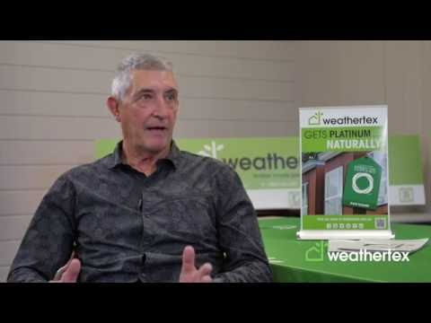 Weathertex Talks with Dr Philip Pollard regarding building sustainability