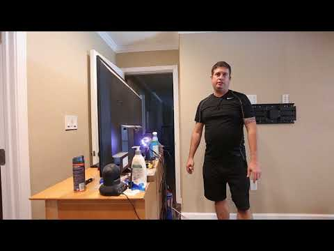 Review of Harbor Freight 63155 Articulating TV Wall Mount