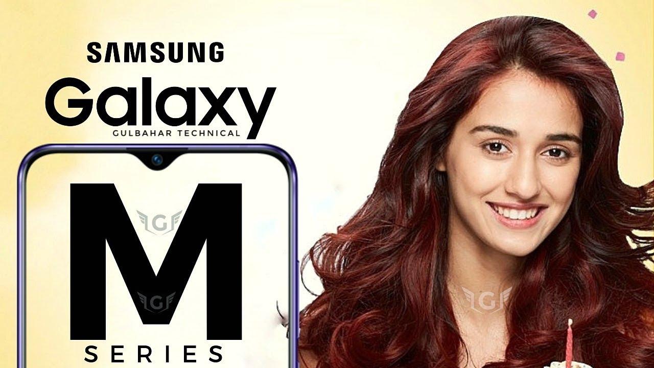 Samsung Galaxy M Series Official Trailer Ft. Disha Patani Screenshot Download